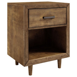 Midcentury Nightstands And Bedside Tables by Abbyson Living