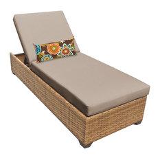 Laguna Chaise Outdoor Wicker Patio Furniture
