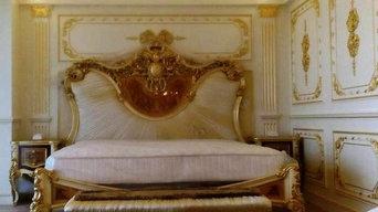 Luxurius master bedroom