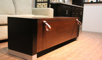 Two Tone bench