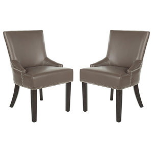 Safavieh Piper Dining Chairs, Set of 2, Clay