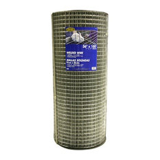 """Midwest Air 309213A 36""""x100' Galvanized Welded Wire"""