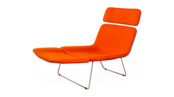 Cappellini Spring Lounge Chair by Bouroullec
