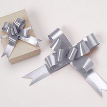 Contemporary Holiday Decorations by Bags & Bows