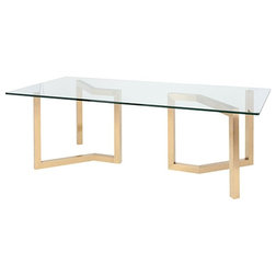 Contemporary Dining Tables by PureModern