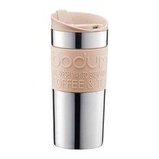 Bodum Travel Mug Stainless Steel, 350 ml., Pebble