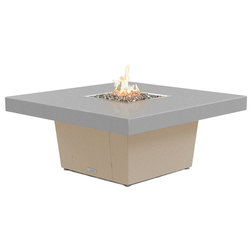 Transitional Fire Pits by COOKE