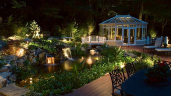 Long Island NY Landscape Lighting Gallery
