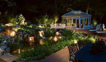 Long Island NY Landscape Lighting Gallery
