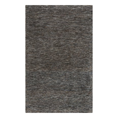 "Rizzy Becker BKR101 1'6"" Sample Charcoal Rug"