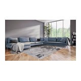 Atlantic Surf 8640 Rectangle Modern Rug 280x360cm