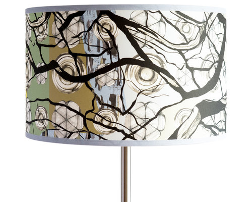 Branch Shallow Drum Light Shade - Lampshades