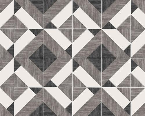Gio Nero 06 (Layout 3) - Wall & Floor Tiles