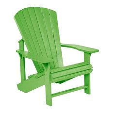Generations Adirondack Chair, Kiwi Lime