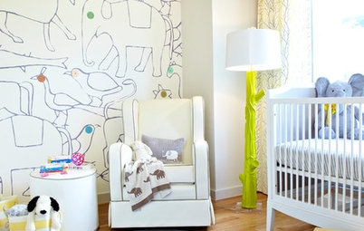Room of the Day: A Happy, Gender-Neutral Nursery in Brooklyn