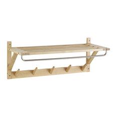 Torrelavega Wooden Coat Rack