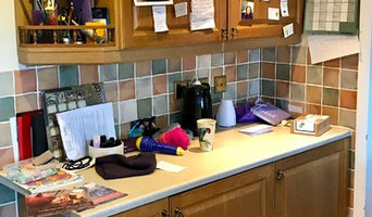 Cath's Kitchen Declutter
