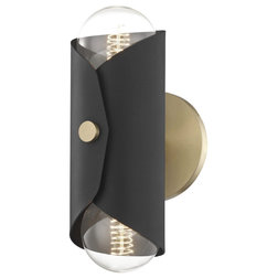 Contemporary Wall Sconces by Hudson Valley Lighting