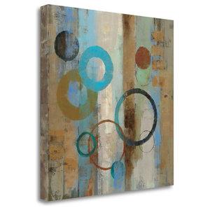 """Bubble Graffiti I"" By Silvia Vassileva, Giclee Print on Gallery Wrap Canvas"