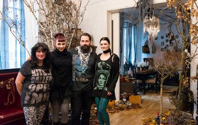 Horror Houzz Tour: Är detta världens bästa Halloween-hem?