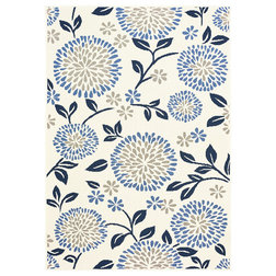 Contemporary Area Rugs by CENTRAL ORIENTAL FLOOR COVERING