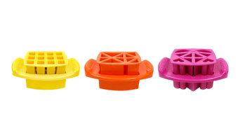 3-Piece FunBites Food Cutters Set