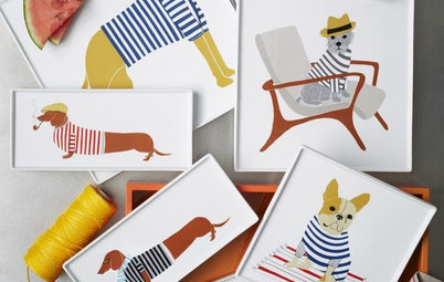 Guest Picks: Pretty Plates for Walls and Tables