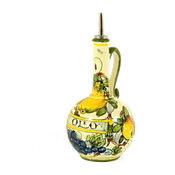 Frutta Fondo Miele: Olive Oil Bottle Toscana