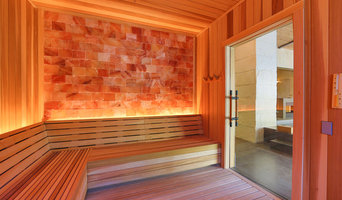 Himalayan Salt Wall Sauna - Loma de Vida Spa & Wellness