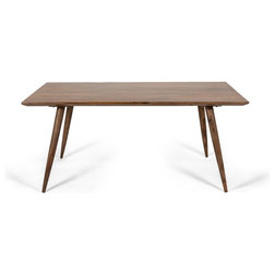 Midcentury Dining Tables by Houzz