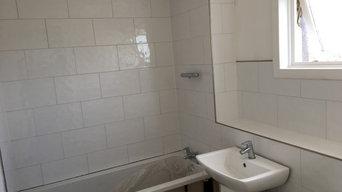 Bathroom in Erskine