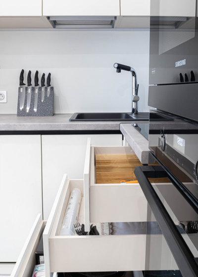 Современный Кухня by Мебельная фабрика Валант