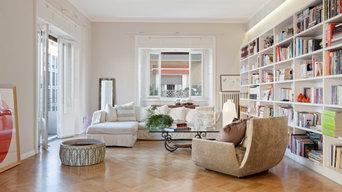Ristrutturazione appartamento anni '30 - 240MQ