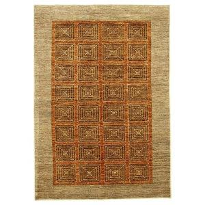 Ziegler Gabbeh Oriental Rug, Pakistan Hand-Knotted Modern, 230x163 cm