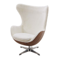 50 Most Popular Contemporary Swivel Armchairs And Accent Chairs For 2021 Houzz