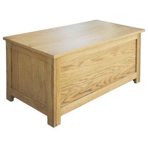 vidaXL Storage Box Oak, 90x45x45 cm