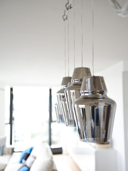 West 2nd Street, North Vancouver - Kitchen Island Lighting