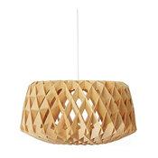 Pilke Wooden Pendant Lamp