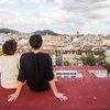 Antes y después: El coqueto nido de amor de dos jóvenes en Málaga