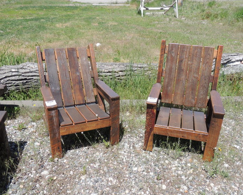 Barnwood Outdoor Furniture 8
