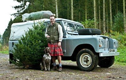 A Day in the Life of a Christmas Tree Grower