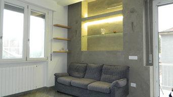 sala appartamento privato lodi