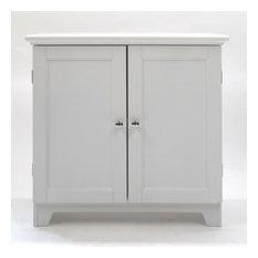 Shaker Style Double Door Cabinet