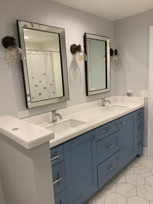 Bathroom hand towel holder design/ placement Help....