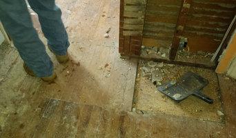 Asheville Home Hardwood Flooring Repair, Sanding and Refinishing