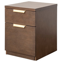 Transitional Filing Cabinets by Martin Main