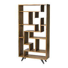 Augusta Industrial Bookcase