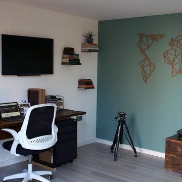 Origin Garden Office Interior, Guildford
