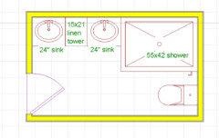 6x10 6 Bathroom Design