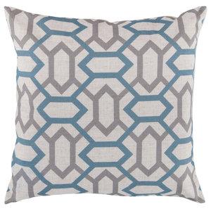 "Square Pillow FF-008 - 22"" x 22"""